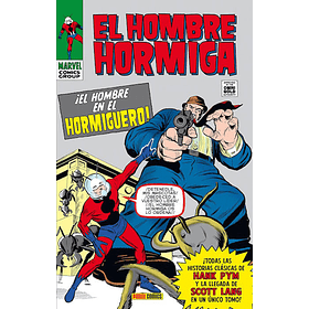 Omnigold El Hombre Hormiga