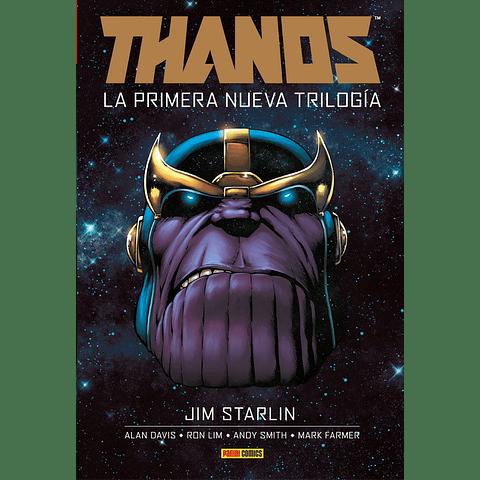 Thanos La Primera Nueva Trilogia