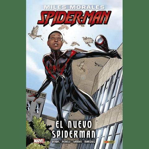 Miles Morales Spiderman: El Nuevo Spiderman Vol. 1