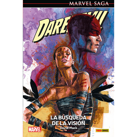 Marvel Saga N° 9 Daredevil La Búsqueda de La Visión