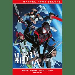 Marvel Now! Deluxe La Nueva Patrulla-X Tomo 6
