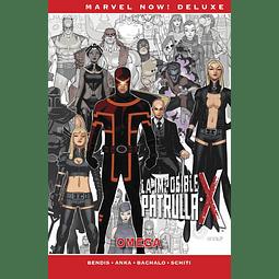 Marvel Now! Deluxe La Imposible Patrulla-X Tomo 7