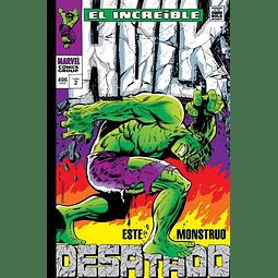 Omnigold El Increible Hulk Tomo 2