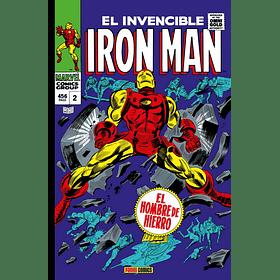 Omnigold Iron Man Tomo 2