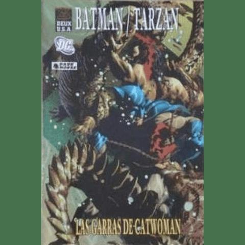 Batman / Tarzan: Las Garras de Catwoman