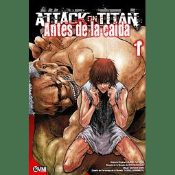 Attack on Titan: Antes de La Caída