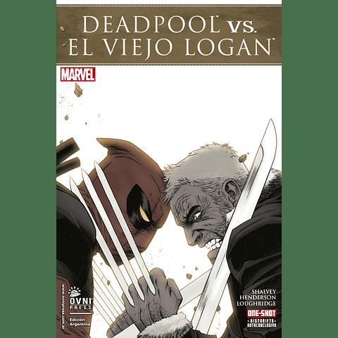 Deadpool vs El Viejo Logan