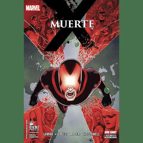 X-Men Muerte X