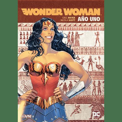 Wonder Woman Año Uno