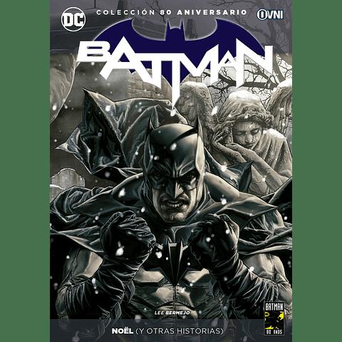 Colección 80 Aniversario Batman: Noel y Otras Historias