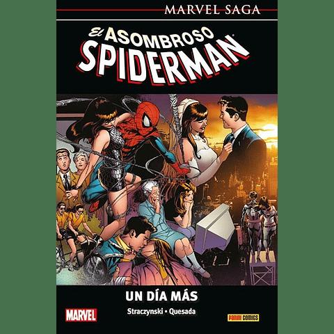 Marvel Saga N° 13 El Asombroso Spiderman Un Día Más