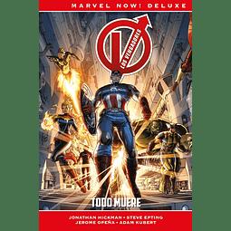 Marvel Now! Deluxe. Los Vengadores de Jonathan Hickman Tomo 1