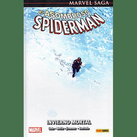 Marvel Saga N° 15 El Asombroso Spiderman Invierno Mortal