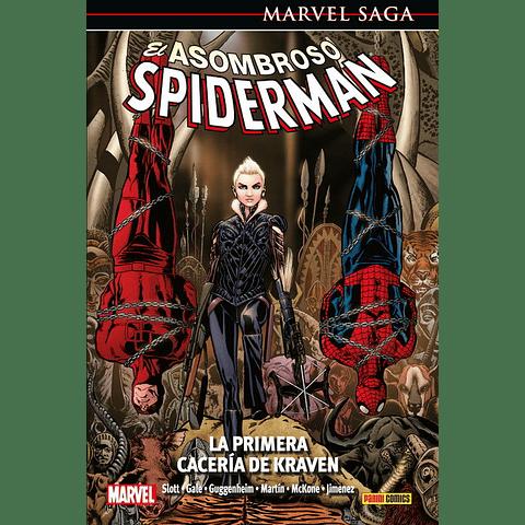 Marvel Saga N° 16 El Asombroso Spiderman La Primera Cacería de Kraven