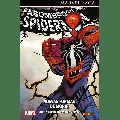 Marvel Saga N° 17 El Asombroso Spiderman Nuevas Formas de Morir