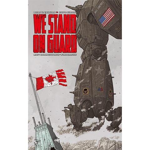 We Stand on Guard HC