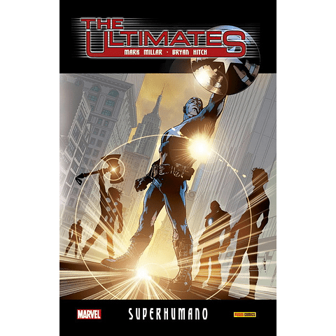 Marvel Deluxe: The Ultimates 1