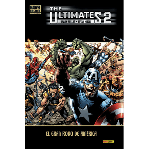 Marvel Deluxe: The Ultimates 2