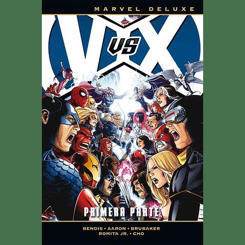Marvel Deluxe:  Los Vengadores vs La Patrulla-X