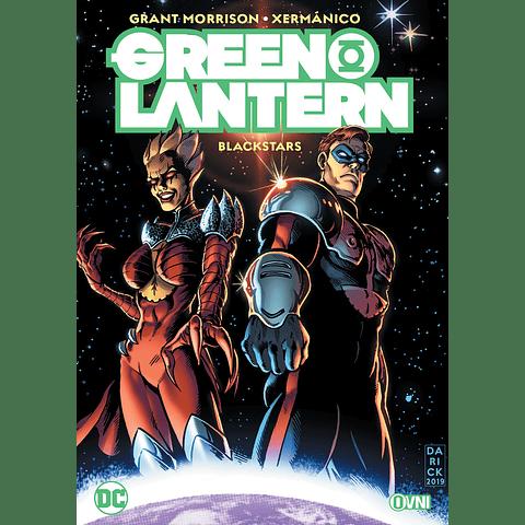 Green Lantern Blackstars