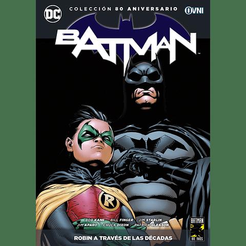 Colección 80 Aniversario Batman:  Robin a Través de Las Décadas