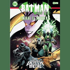 El Batman que Ríe Emerge El Infierno
