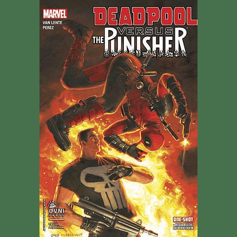 Deadpool vs The Punisher