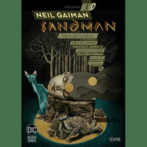 Sandman País de Sueños Volumen 3