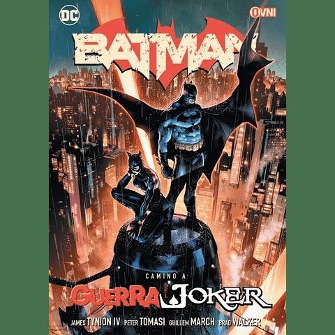 Batman: Camino a La Guerra del Joker