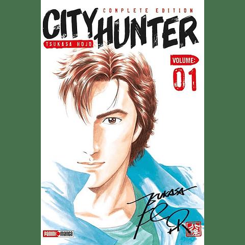 City Hunter # 1