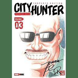 City Hunter # 3