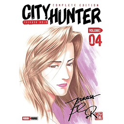 City Hunter # 4