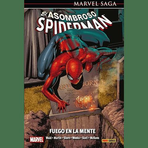 Marvel Saga N° 19 El Asombroso Spiderman Fuego En La Mente