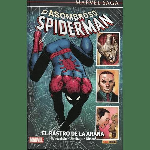 Marvel Saga N° 20 El Asombroso Spiderman El Rastro de La Araña