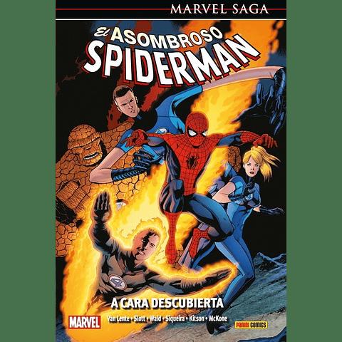 Marvel Saga N° 21 El Asombroso Spiderman A Cara Descubierta