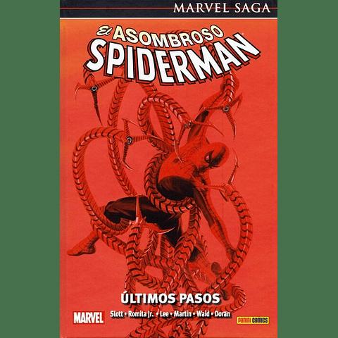 Marvel Saga N° 23 El Asombroso Spiderman Ultimos Pasos