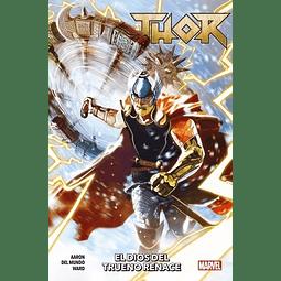 Thor El Dios Del Trueno Renace