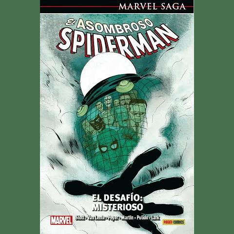 Marvel Saga N° 26 El Asombroso Spiderman El Desafío: Misterioso
