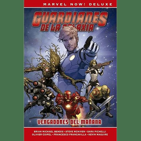Guardianes De La Galaxia Vol. 1 Vengadores Del Mañana