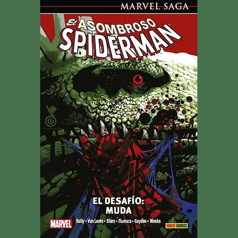 Marvel Saga N° 27 El Asombroso Spiderman El Desafío: Muda