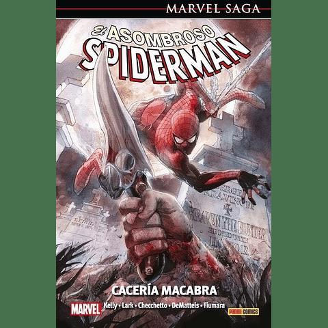 Marvel Saga N° 28 El Asombroso Spiderman Cacería Macabra
