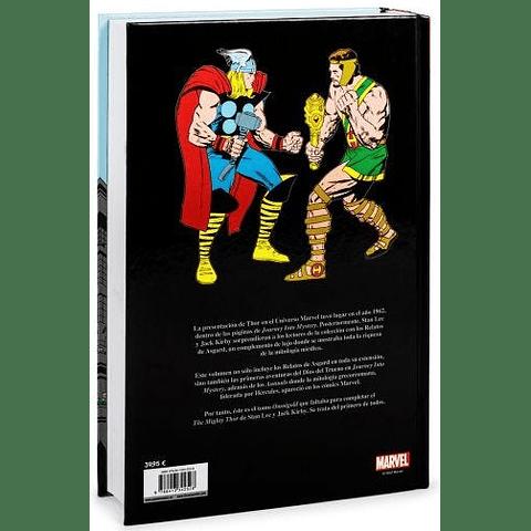 Omnigold El Poderoso Thor Tomo 1