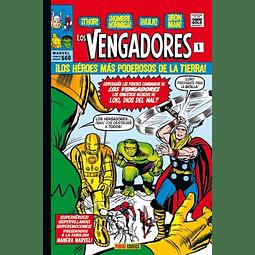 Omnigold Los Vengadores Tomo 1