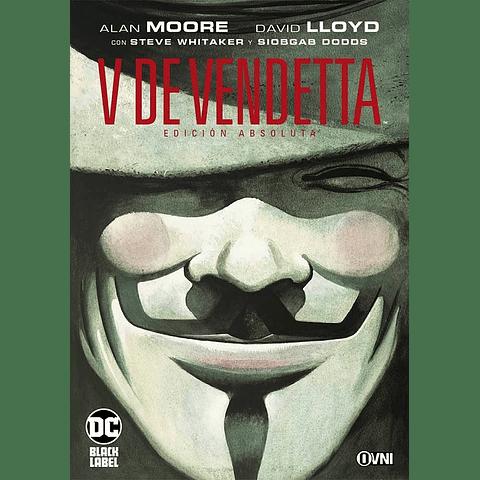 V de Vendetta Edición Absoluta