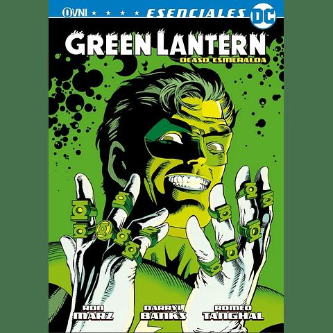 Green Lantern Ocaso Esmeralda
