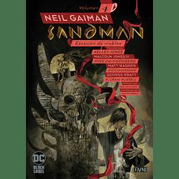 Sandman Estación de Nieblas Volumen 4