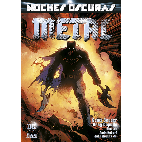 Noches Oscuras Metal
