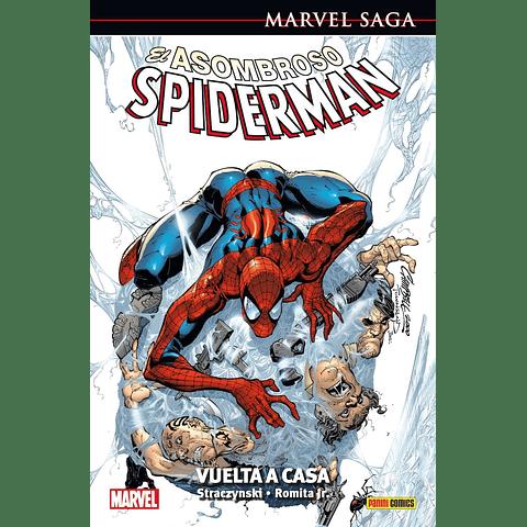 Marvel Saga N° 1 El Asombroso Spiderman Vuelta a Casa