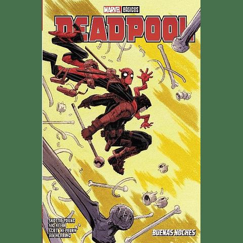 Deadpool Buenas Noches
