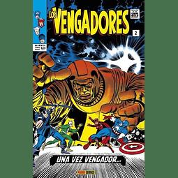 Omnigold Los Vengadores Tomo 2
